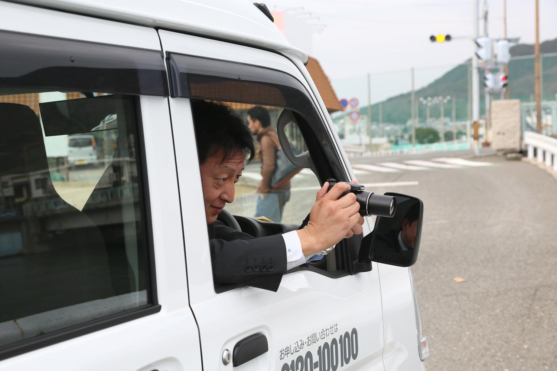 新風会事務局長 川崎正さん