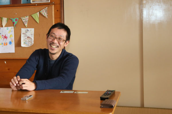 WEBデザイナー  牧浦嘉徳さん