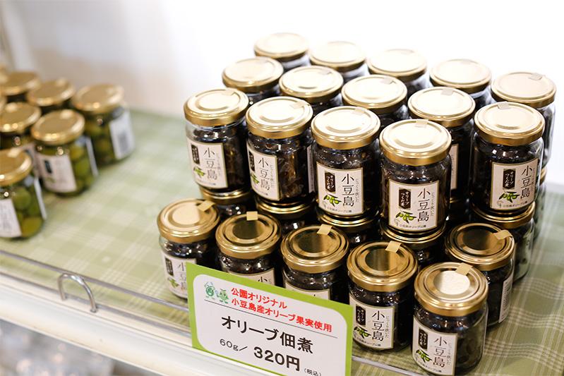 小豆島特産品